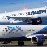 Blue Air Vs. Tarom