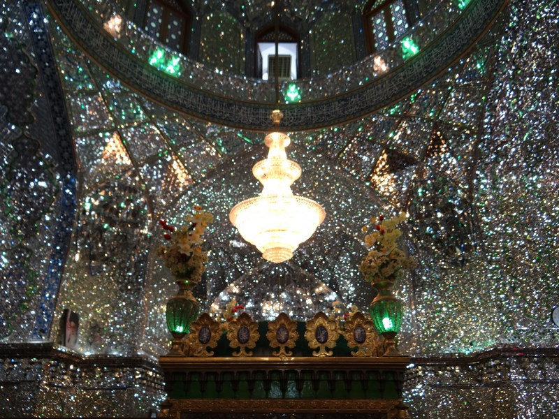01. Shrine Shiraz, Iran