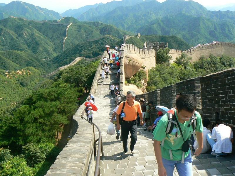 02. Badaling, China