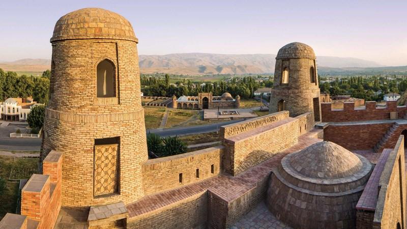 02. Tajikistan (Hissar Fortress) (Copy)