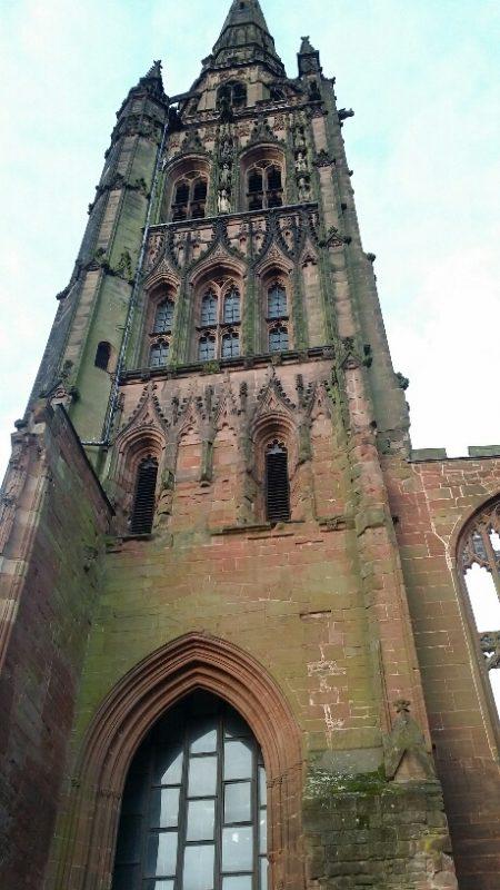 03. Catedrala distrusa din Coventry