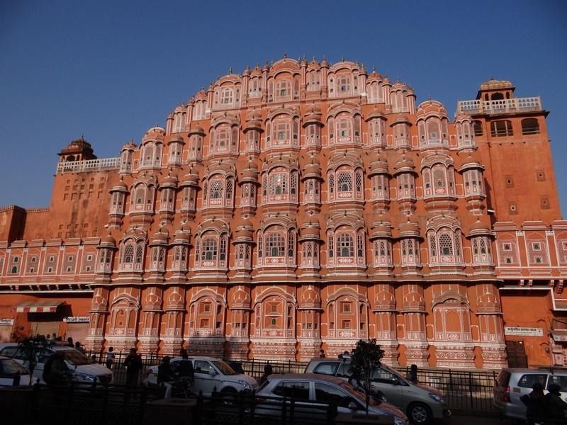 04. Palatul Vanturilor - India