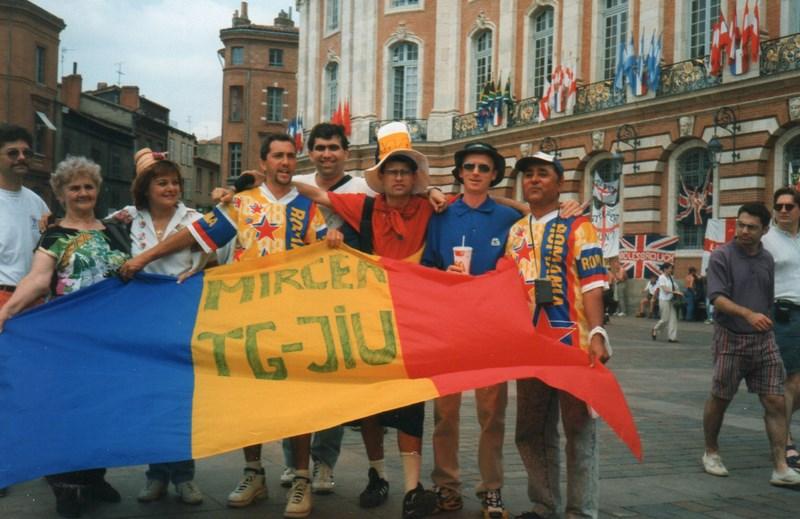 04. Suporteri romani la Toulouse