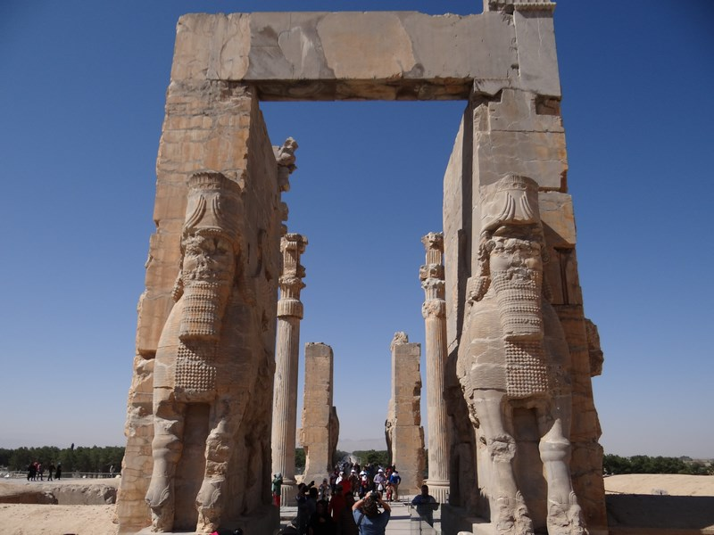 05. Poarta Persepolis