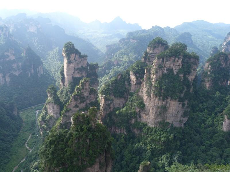 07. Zhangjiajie