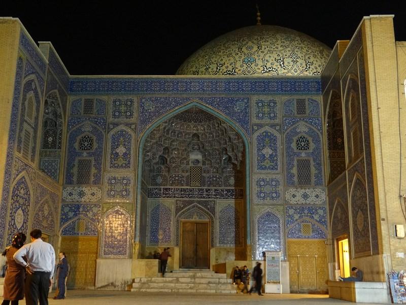 08. Moschee Esfahan, Iran