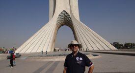 09. Azadi Tower Teheran Iran