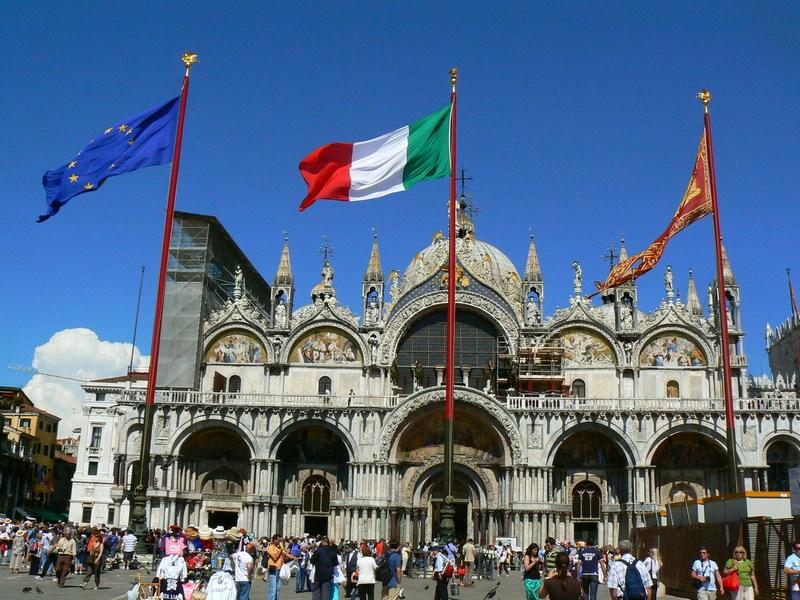 09. Catedrala San Marco din Ventia, Italia
