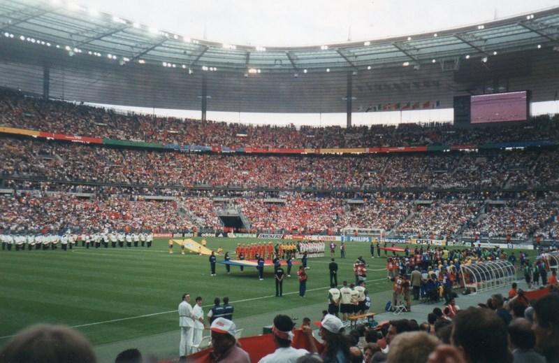 12. Paris Romania - Tunisia