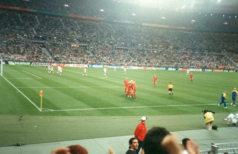 13. Gol Romania