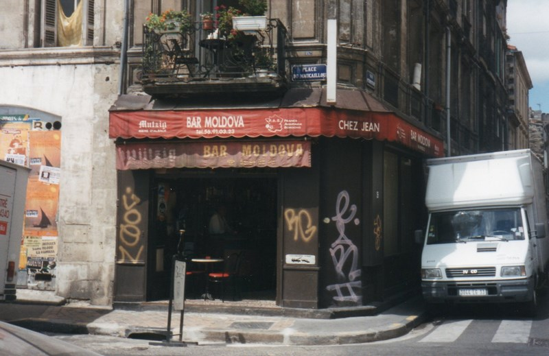 15. Bar Moldova - Bordeaux
