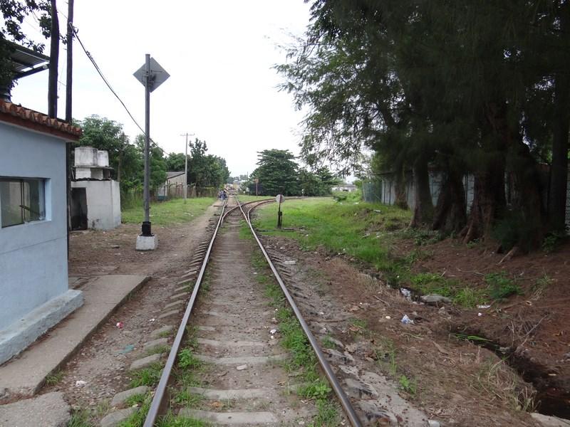19, Caile ferate cubaneze