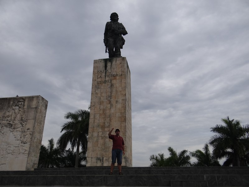 23. Che Guevara - Santa Clara