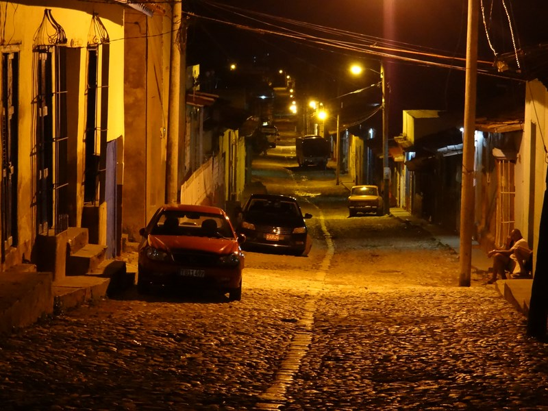 30. Trinidad by night