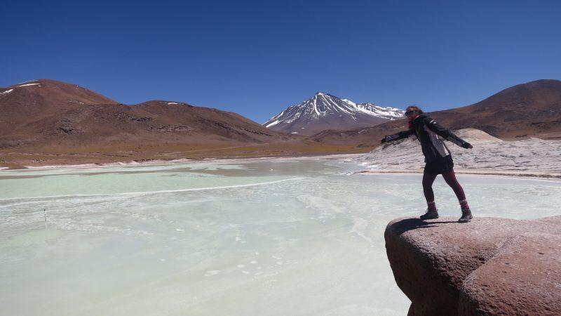 Pietrele Rosii - Desertul Atacama - Chile