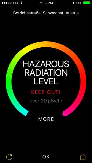 Ray Detect - 06 (hazard)