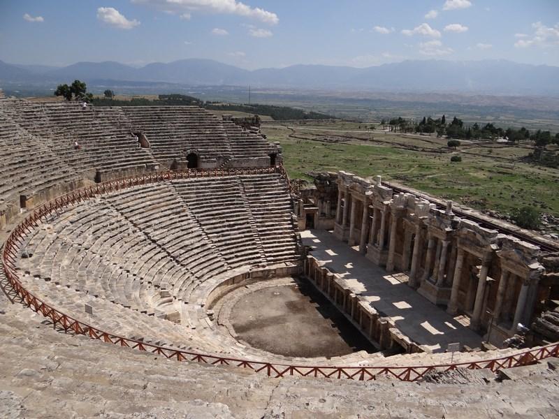 02. Teatrul de la Pamukkale