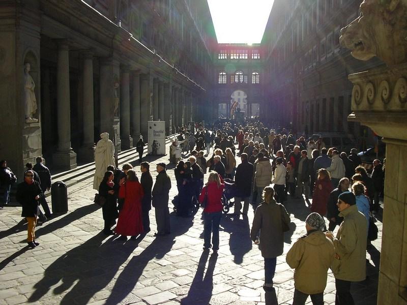 03. Galeriile Uffizzi