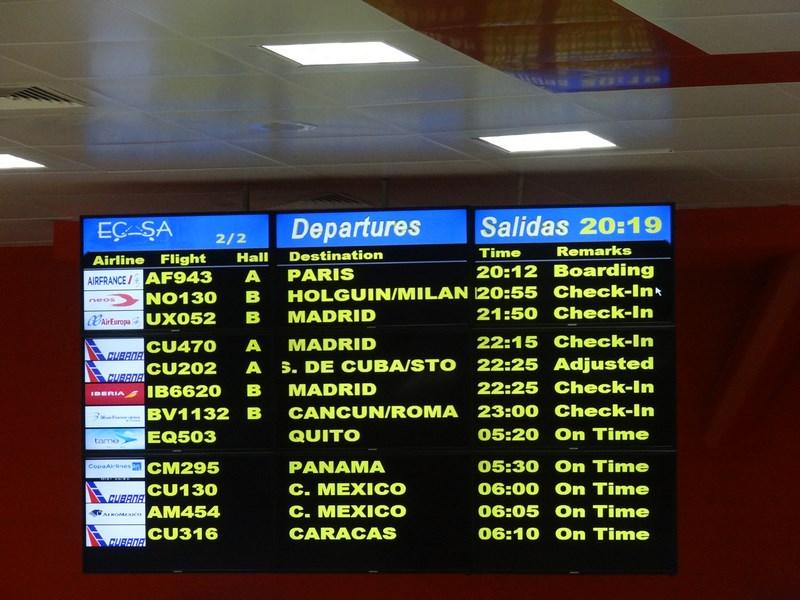 04. Zboruri din Havana