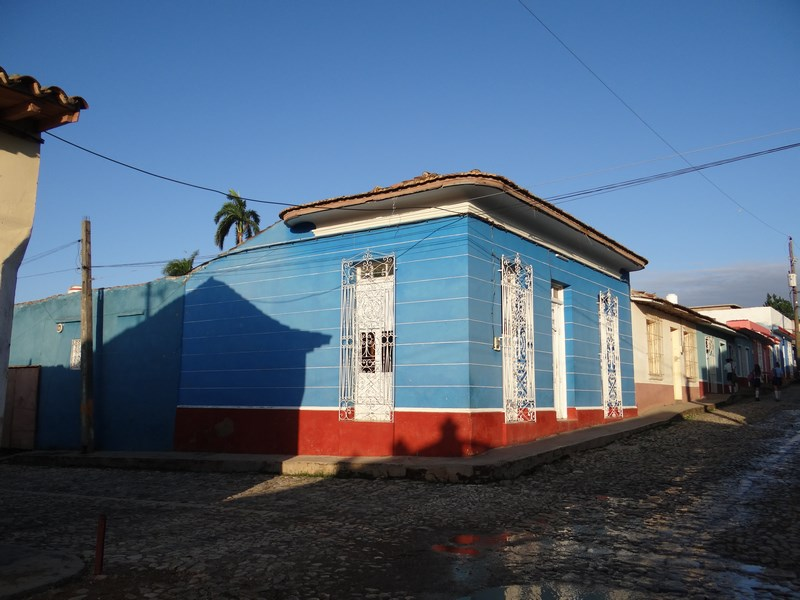 06. Casa particular Trinidad - Cuba