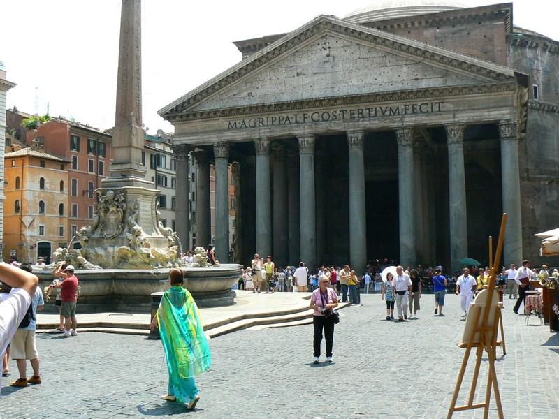 06. Panteonul din Roma