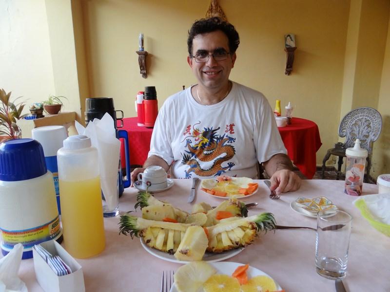 07. Mic dejun Trinidad