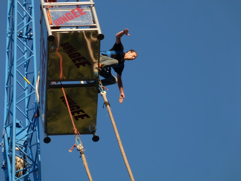 08. Bungee jumping