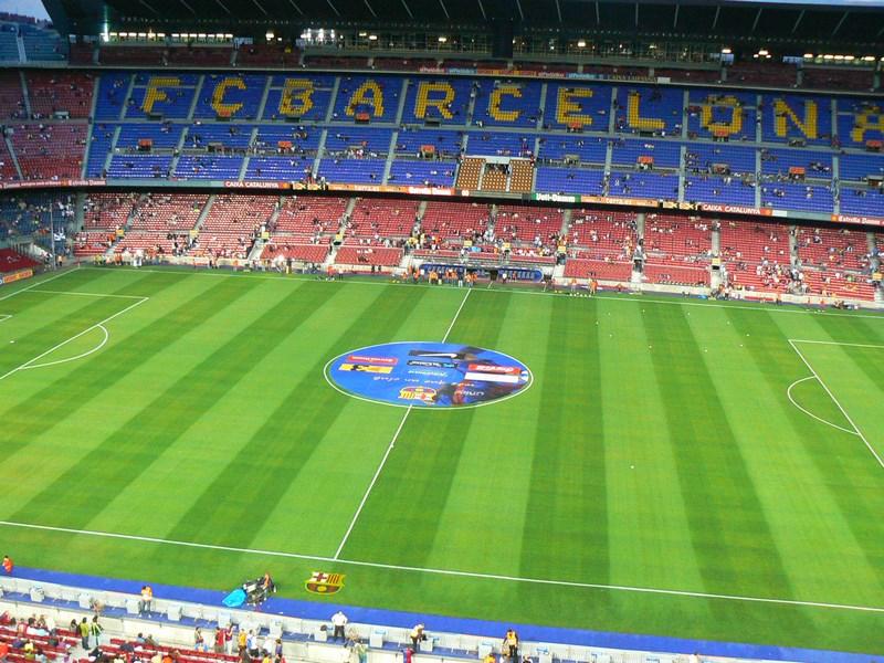 09. Nou Camp Barcelona