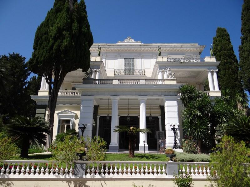 09. Palatul Achilleion