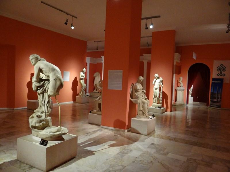 10. Muzeul Arheologie Antalya