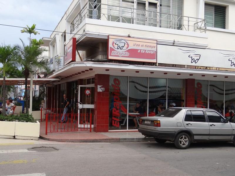 11. El Rapido Cuba