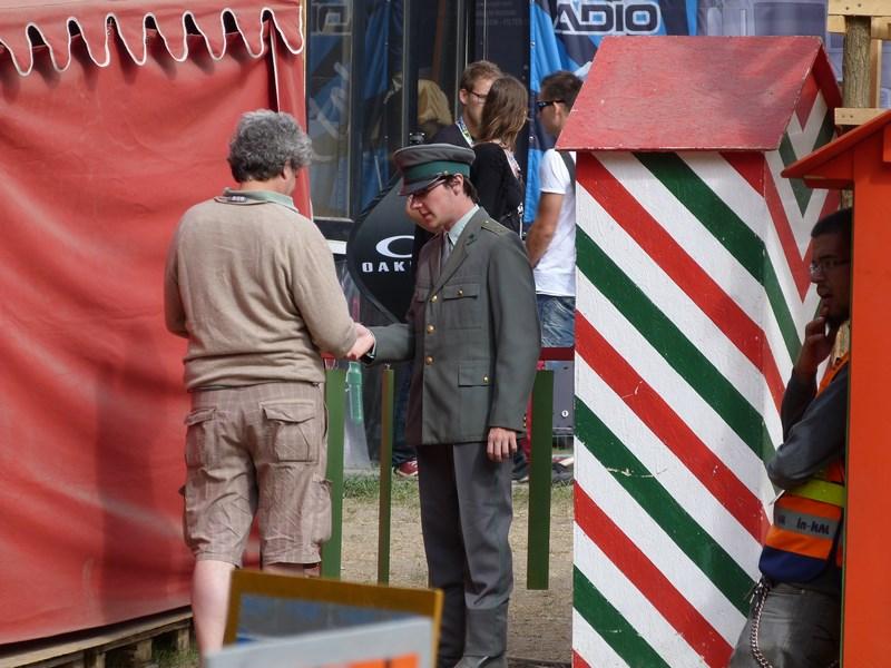 11. Intrare Republica Populara Ungara