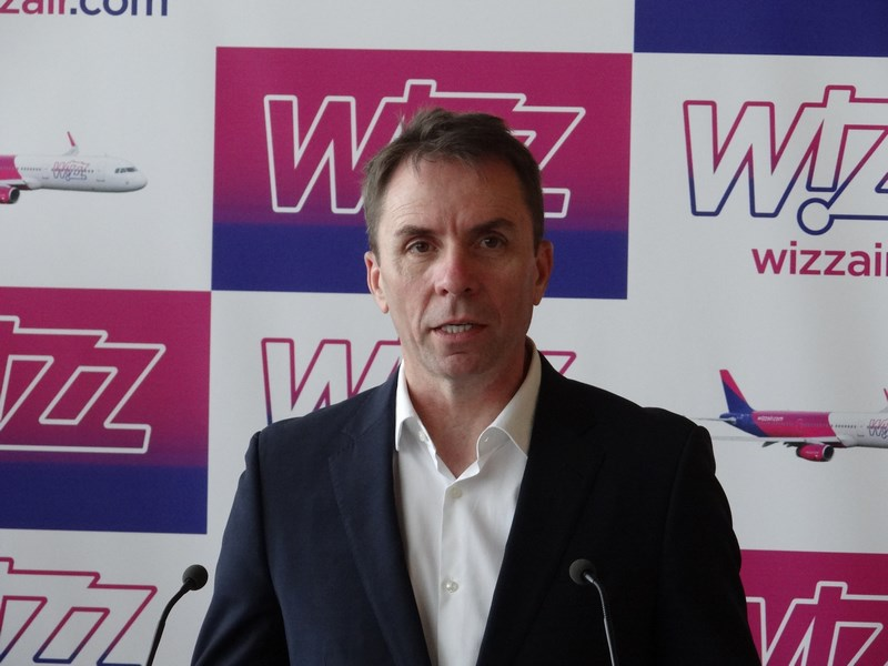 14. Jozsef Varadi - Wizz Air