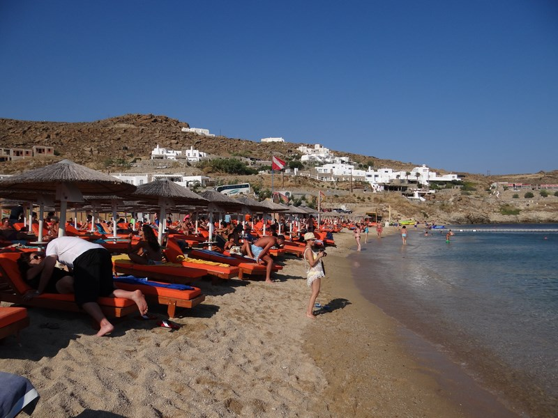 14. Paradise Beach - Mykonos