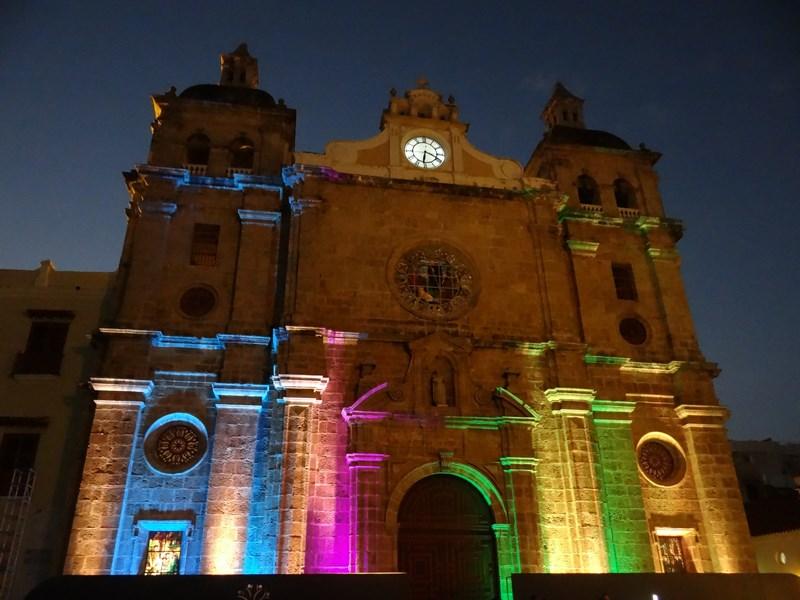 15. Cartagena by night