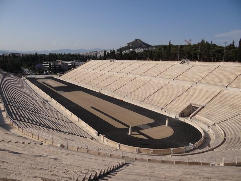 17. Stadionul olimpic - Atena