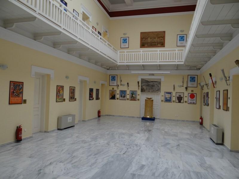 19. Muzeu Olimpic - Atena