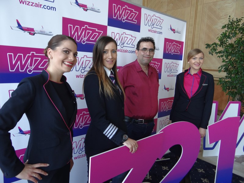 19. Welcome to Wizz Air