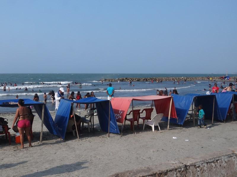 20. Plaja Cartagena