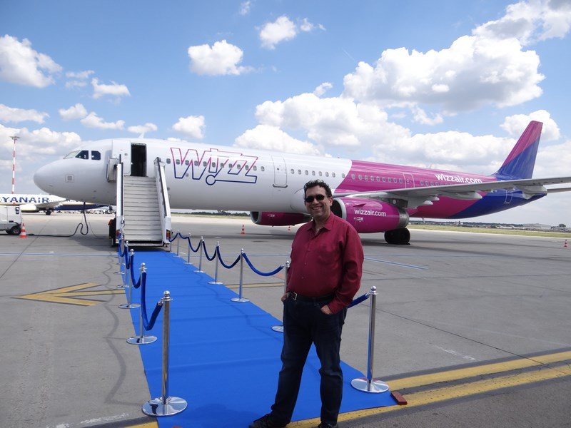 20. Wizz Air - Airbus 321