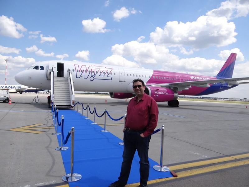 20. Wizz Air - Airbus 321