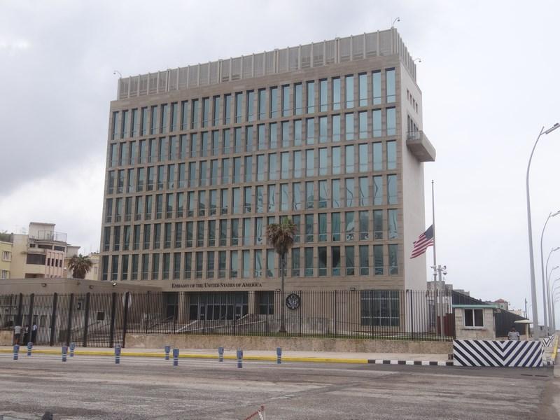 21. US Embassy - Havana