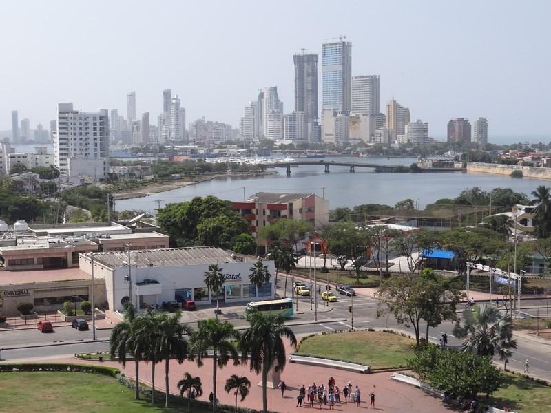 26. Zona noua din Cartagena