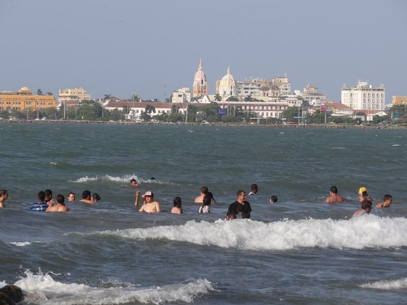 28. Plaja Cartagena