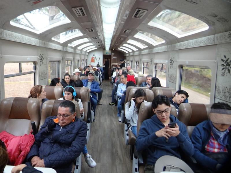 01. Tren Cuzco - Machu Picchu