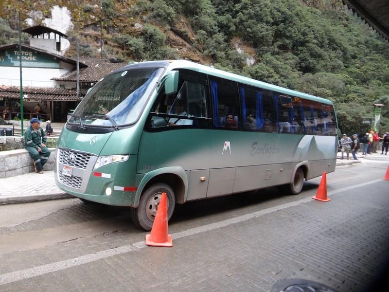 03. Autobuz Machu Picchu