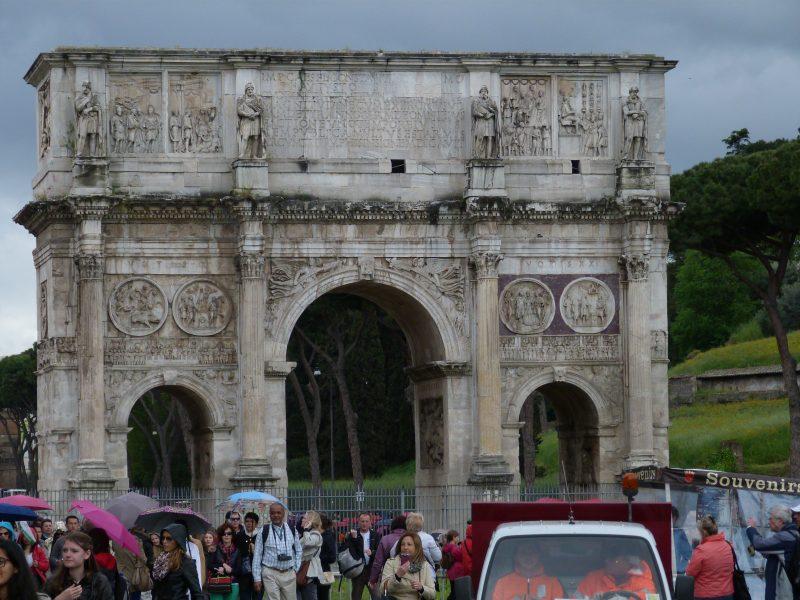04, Arcul de Triumf al lui Constantin