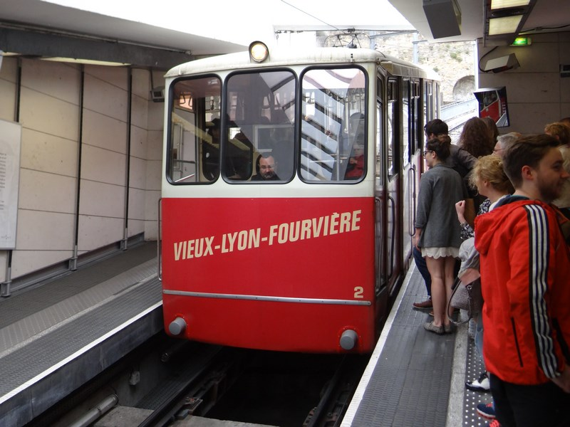 05. Funicular Fourviere