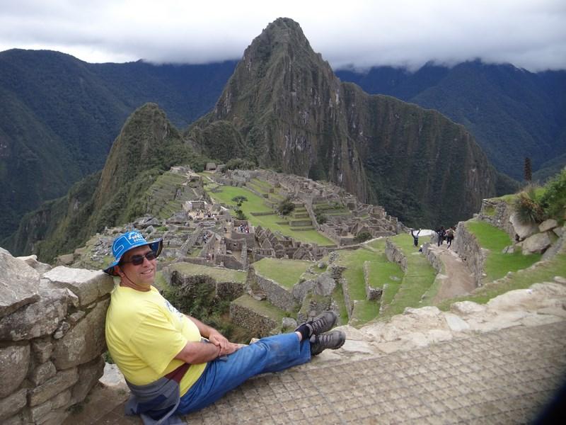08. Panorama Machu Picchu