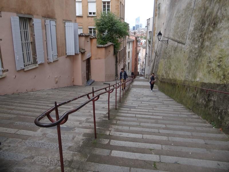 11. Scari din Fourviere